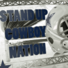 StyleFrame Concept for Dallas Cowboys, created for Game Changer Studios